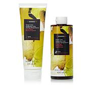 Korres Ginger Lime Body Duo