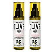 Korres Olive Oil Body Oil Duos