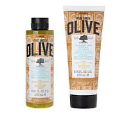 Korres Pure Greek Olive Oil Nourishing Hair Duo