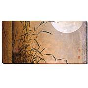 """Lakeside Moonrise"" by Don Li-Leger Canvas Giclee"
