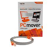 LapLink PCmover Ultimate PC Transfer Software with Safe Erase