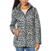 Laurier Packable Faux Down Coat