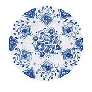 Le Cadeaux 4-piece Salad Plate Set