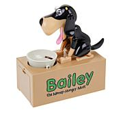 Leading Edge Bailey Dog Coin Bank
