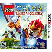 LEGO Legends of Chima: Lval's Journey - Nintendo 3DS