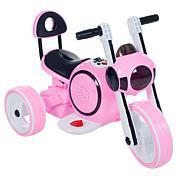 Lil' Rider Sleek LED Space Traveler Trike - Pink