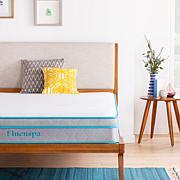 "Linenspa Essentials 10"" Gel Memory Foam Hybrid Mattress"
