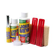 Liqui Sew Adhesive Kit with Dirt Magnet and Hem Clips