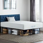 Lucid Comfort Collection Platform Bed Frame