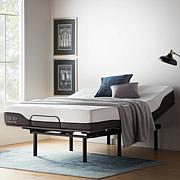 Lucid Refresh Queen Adjustable Bed Base