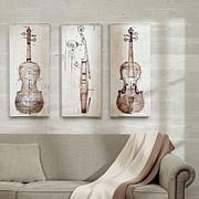 "Madison Park Art ""Violin Study"" from Symposium Design"