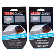 Magic Mesh] Screen Repar Tape 2-pack
