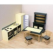 Melissa & Doug Kitchen Doll Furniture