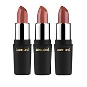 Mented 3-piece Semi-Matte Lip Set