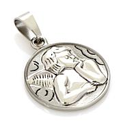 "Michael Anthony Jewelry® ""Guardian Angel"" Charm Pendant"