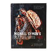 "Michael Symon ""Michael Symon's Playing With Fire"" Handsigned Cookbook"