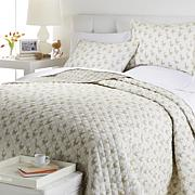 Michelle George Duck Duck Goose 100% Cotton 3-piece Quilt Set