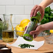 Microplane Green 2-In-1 Herb Mill