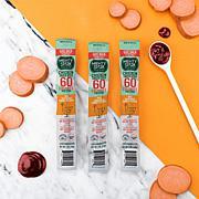 Mighty Spark 20-count 1 oz. BBQ Sweet Potato Chicken Snack Sticks