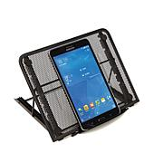 Mind Reader Adjustable Metal Mesh Tablet Stand
