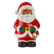 Mr. Christmas Nostalgic Holiday Figure with LED Lights and Timer