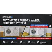 My Guard Smart Automatic Laundry Water Shutoff System