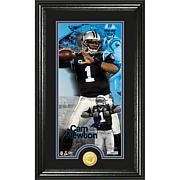 NFL Bronze Coin Photo - Cam Newton