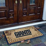NFL Door Mat - Giants