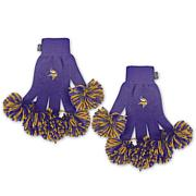 NFL Spirit Fingerz All-in-One Pom Pom Gloves