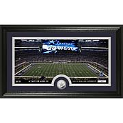 "NFL ""Stadium"" Minted Coin Panoramic Photo - Cowboys"