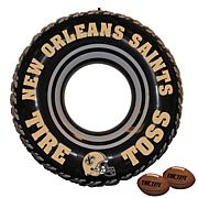 Officially Licensed NFL Tire Toss