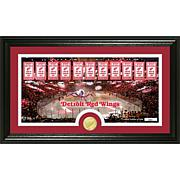 NHL Tradition Panoramic Photo Mint - Detroit Red Wings
