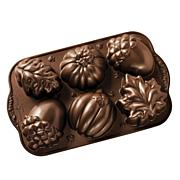 Nordic Ware Cast Aluminum Autumn Treats Pan
