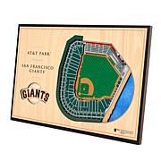 Officially-Licensed MLB 3D StadiumViews Display