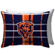 """Officially Licensed NFL 20"""" x 26"""" Plush Bed Pillow"""