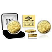 """Officially Licensed NFL 2017 Game """"Flip"""" Coin - Packers"""