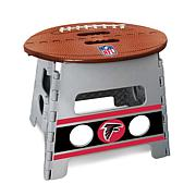 Officially Licensed NFL Folding Step Stool