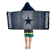 Officially Licensed NFL Hooded Child's Towel