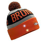 Officially Licensed NFL Lighted Beanie by Team Beans
