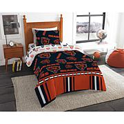 Officially Licensed NFL Twin Bed In a Bag Set