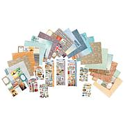 Paper House Discover the World Paper Crafting Bundle