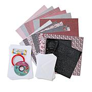 Paper Wishes 100 Clever Creative Cards DVD Kit