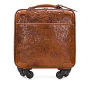 Patricia Nash Grosseto Leather Trolley Bag
