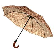 Patricia Nash Magliano Tooled-Print Umbrella