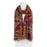 Patricia Nash Old World Traveler Scarf