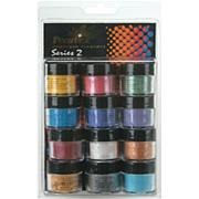 Pearl Ex Powdered Pigments 12 Colors - Series 2