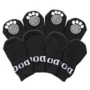 Pet Life Pet Socks with Rubberized Soles