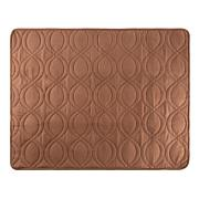 """Pet Pal 36"""" x 28"""" Quilted Waterproof Pet Furniture Cover - Brown"""