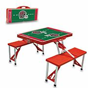 Picnic Time Picnic Table Sport - Tampa Bay Buccaneers