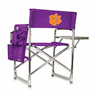Picnic Time Sports Chair - Clemson University
